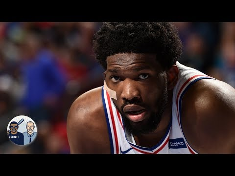 Joel Embiid's dominance will drive the Sixers to the 2019 NBA Finals - Jalen Rose | Jalen & Jacoby thumbnail