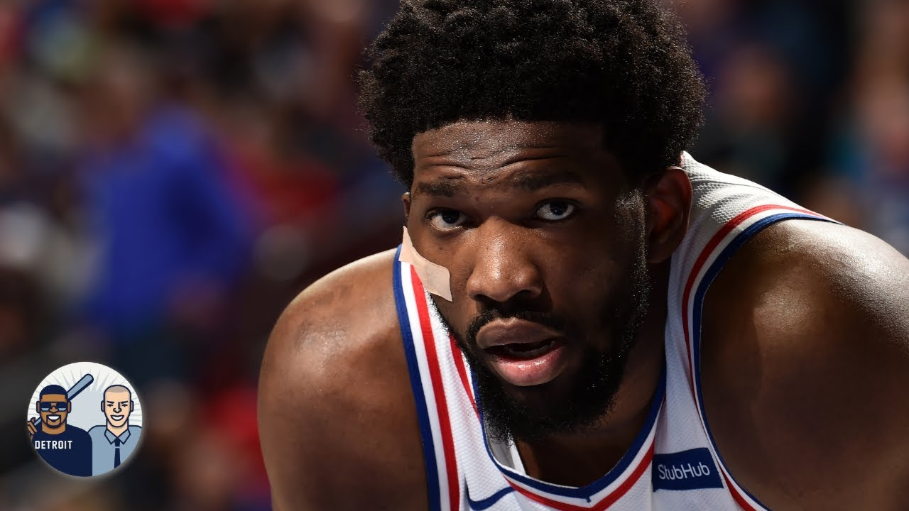 Joel Embiid's dominance will drive the Sixers to the 2019 NBA Finals - Jalen Rose   Jalen & Jacoby