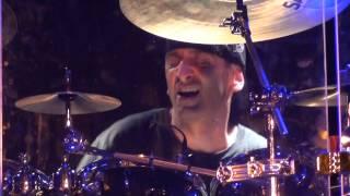Marty Raymondo drum solo (Serenade to a Cuckoo)
