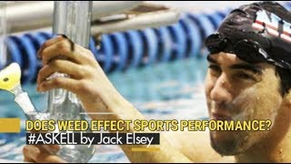 Does Weed Effect Sport Performance? | #ASKELL by Jack Elsey
