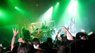 Bye Bye Beautiful - Nightwish (NYC Nokia Oct 18)