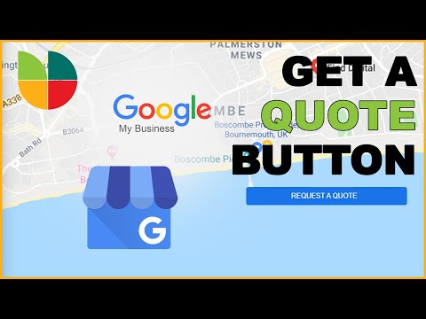 How To Get Google My Business Quote Button & Max YOUR Enquiries