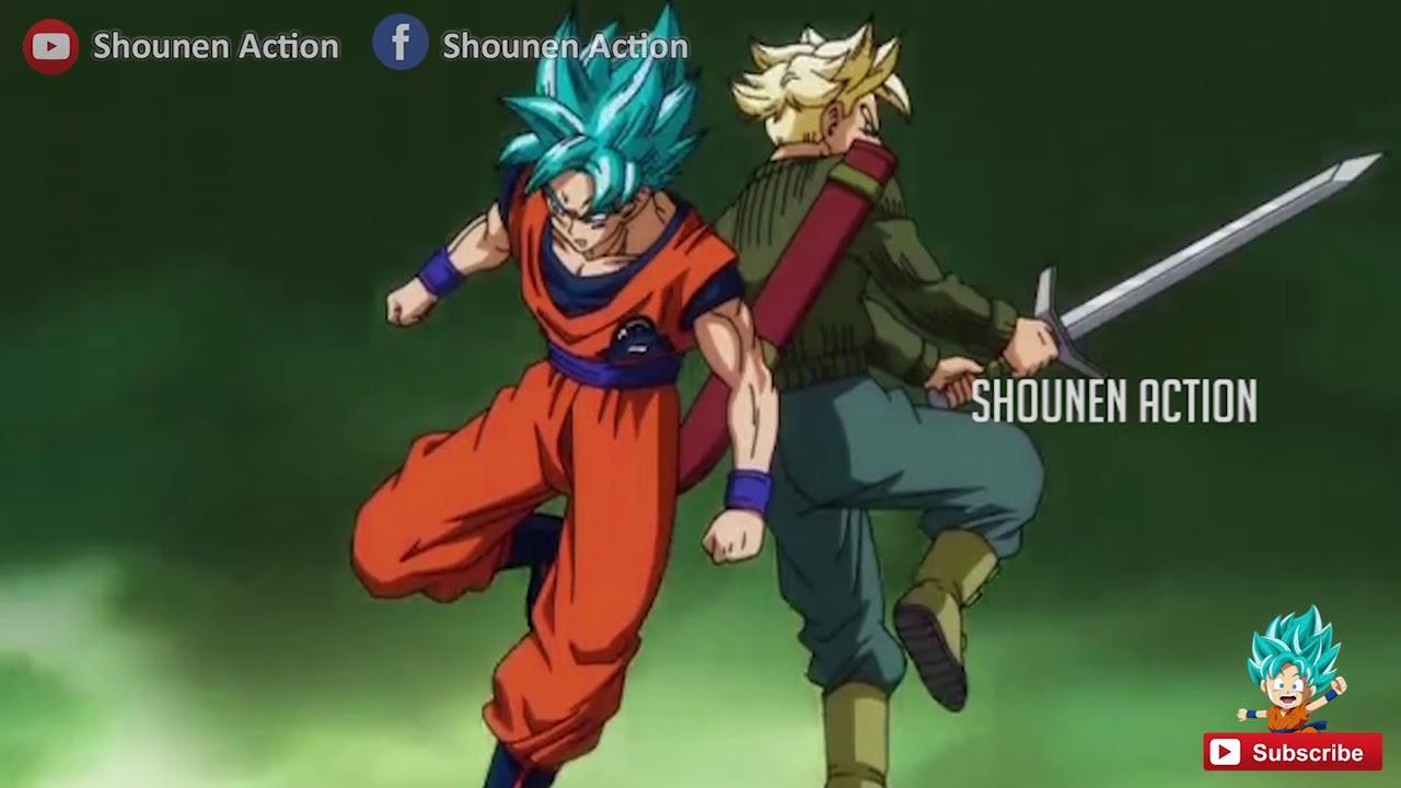 Review Dragon Ball Super Bảy viên ngọc rồng siêu cấp tập 57 Vị thần bất tử  Zamasu