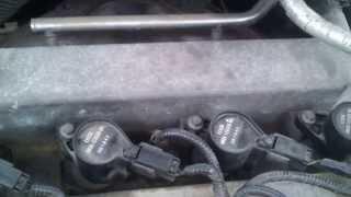 Ford Focus ZTW PCV hose sound