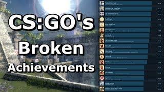 Are CS:GO's Achievements Still Achievable?