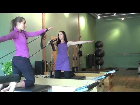 pilates arm workout intense side arm series  youtube