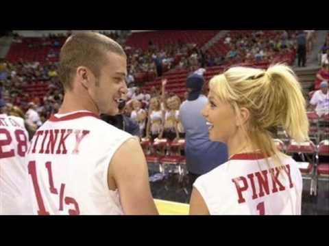 Justin Timberlake & Britney Spears - Pair Of Wings  Legendado