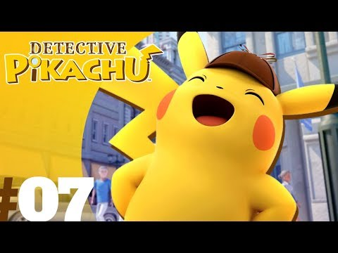 Detective Pikachu #7 - Ghostwatch