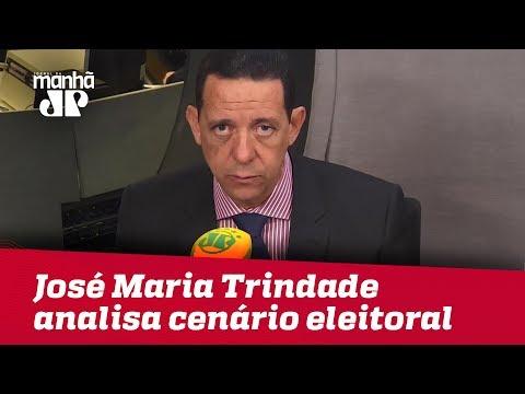 José Maria Trindade analisa cenário da corrida eleitoral à Presidência
