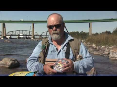 Fly Fishing In Sault Ste. Marie Ontario, Pt. 2