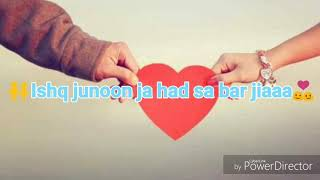 💏Ishq junoon jab Had Se Badh jaya💝||_ whatsapp status video...