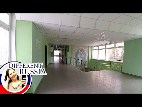Inside Real Russian Hospital. Why There Are No People. Answer Your Questions