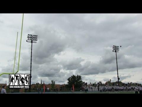 McDowell Trojans Lake Catholic High School Football 2014 Final Drive