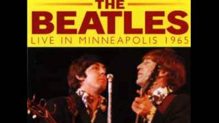 The Beatles - Live In Minneapolis 1965