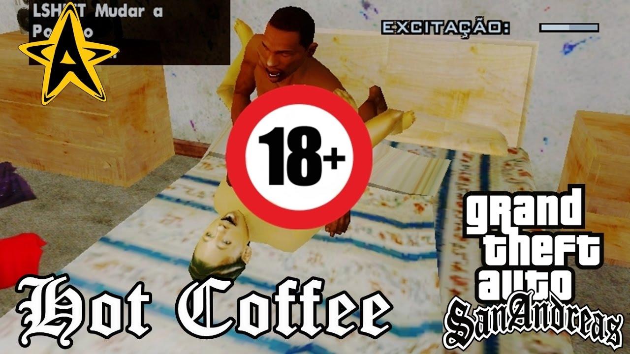 san andreas coffee shop