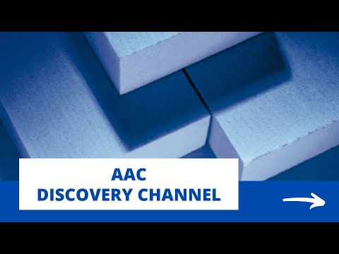 Autoclaved Aerated Concrete - Discovery Channel Show - Part 2