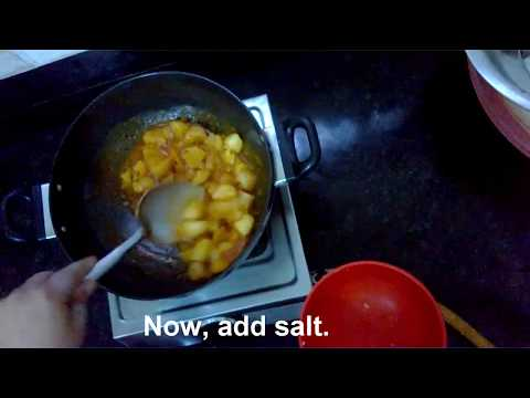How To Make Aloo Dum in 2 Minutes