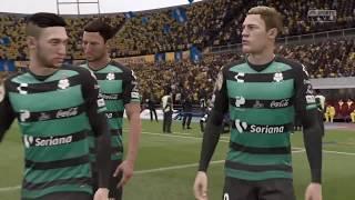 embeded bvideo Simulación #FIFA19: Tigres vs Santos