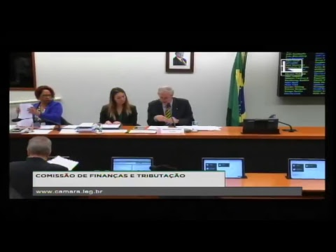 FINANÇAS E TRIBUTAÇÃO - Reunião Deliberativa - 16/05/2018 - 10:53