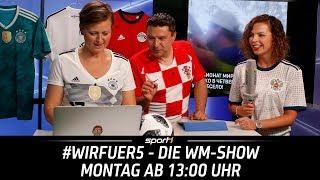 ReLIVE 🔴   Deutschland unter Schock! WM-Debakel gegen Mexiko   #wirfuer5 - Die WM-Show   SPORT1