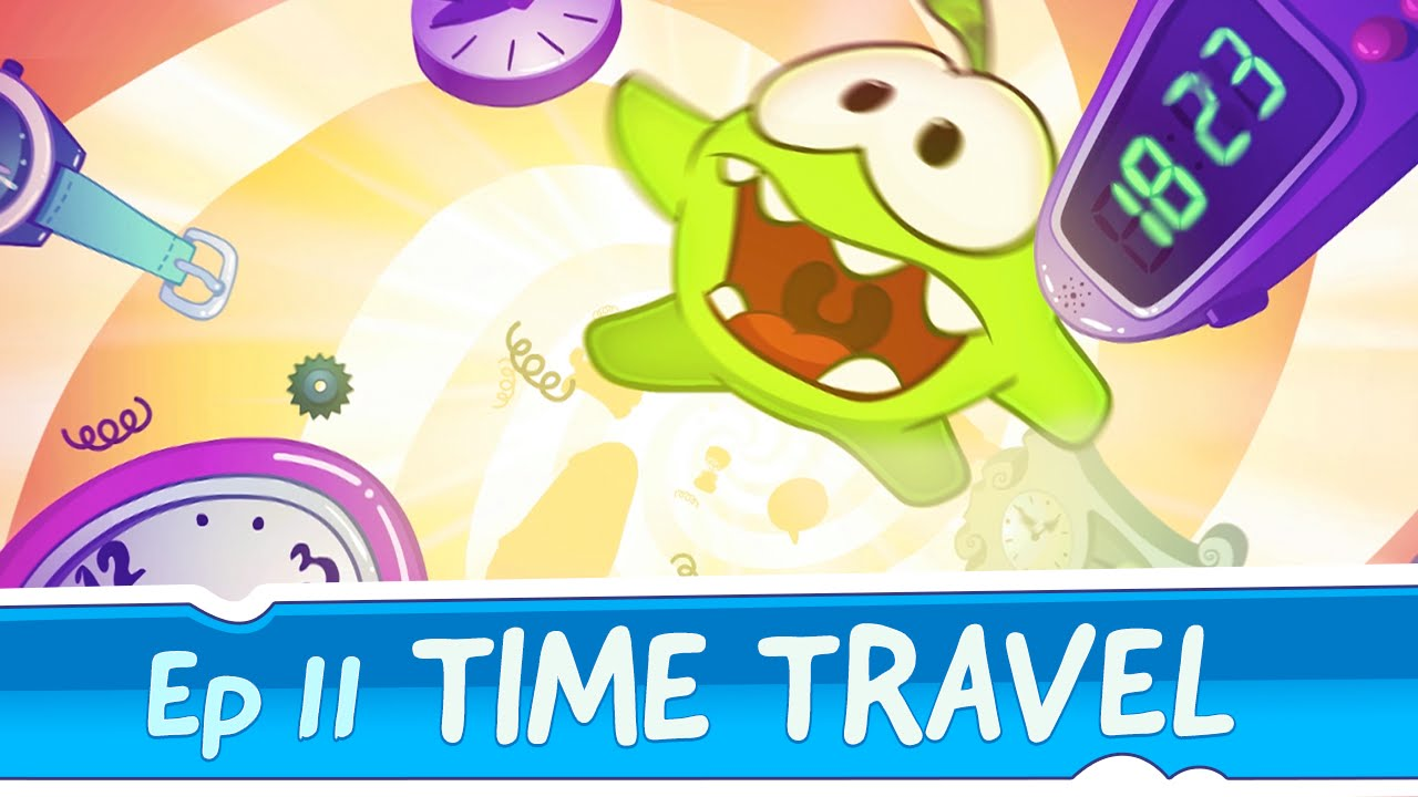 Cut The Rope Time Travel Walkthrough Pirate Ship