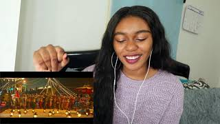 Sarkar - Simtaangaran Video | Thalapathy Vijay | A .R. Rahman | REACTION