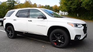 2018 Chevy Traverse Redline - Central Maine Motors Chevy Buick