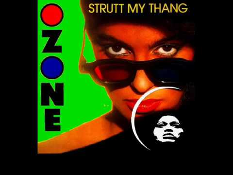 STARFUNK - OZONE - Strutt My Thang - Funk 1982 (High Quality)
