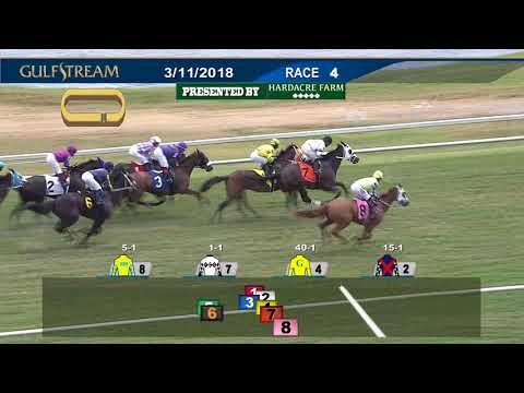 Gulfstream Park Replay Show | March 11, 2018