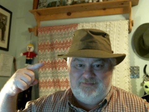My Tilley Hats - YouTube 2d333fa0de7