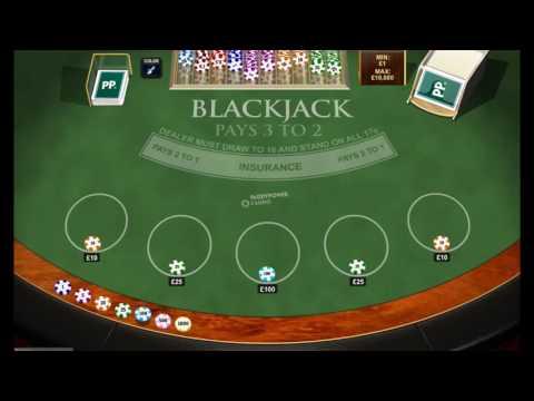 Online Blackjack From Playtech