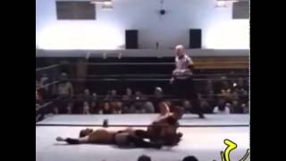 Top 25 Most Dangerous Wrestling Moves