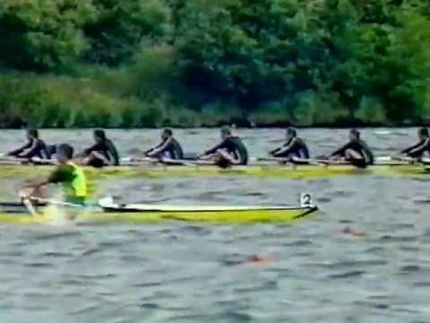Rowing Commonwealth Games Edinburgh 1986.mpg