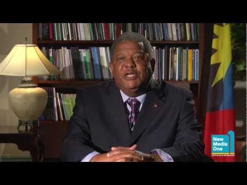 Dr. Hon. Baldwin Spencer 2013 New Year Message
