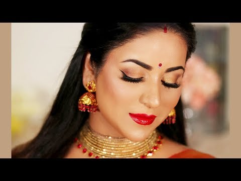 EASY SOFT GLAM KARWACHAUTH MAKEUP TUTORIAL 2019 thumbnail