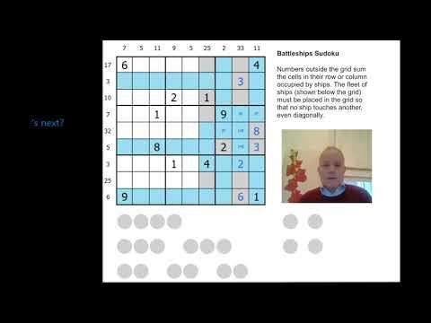 Battleships Sudoku