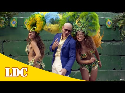 We Are One (Ole Ola) [The Official 2014 FIFA World Cup™ Song] (Olodum Mix) [Lyrics]