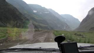 Вдоль реки Чулышман. Джип туры на Алтай.(Организую комбинированные экспедиции по Алтаю на джипах Toyota Land Cruiser. Это яркие и активные туры на внедорожн..., 2013-01-27T22:27:15.000Z)