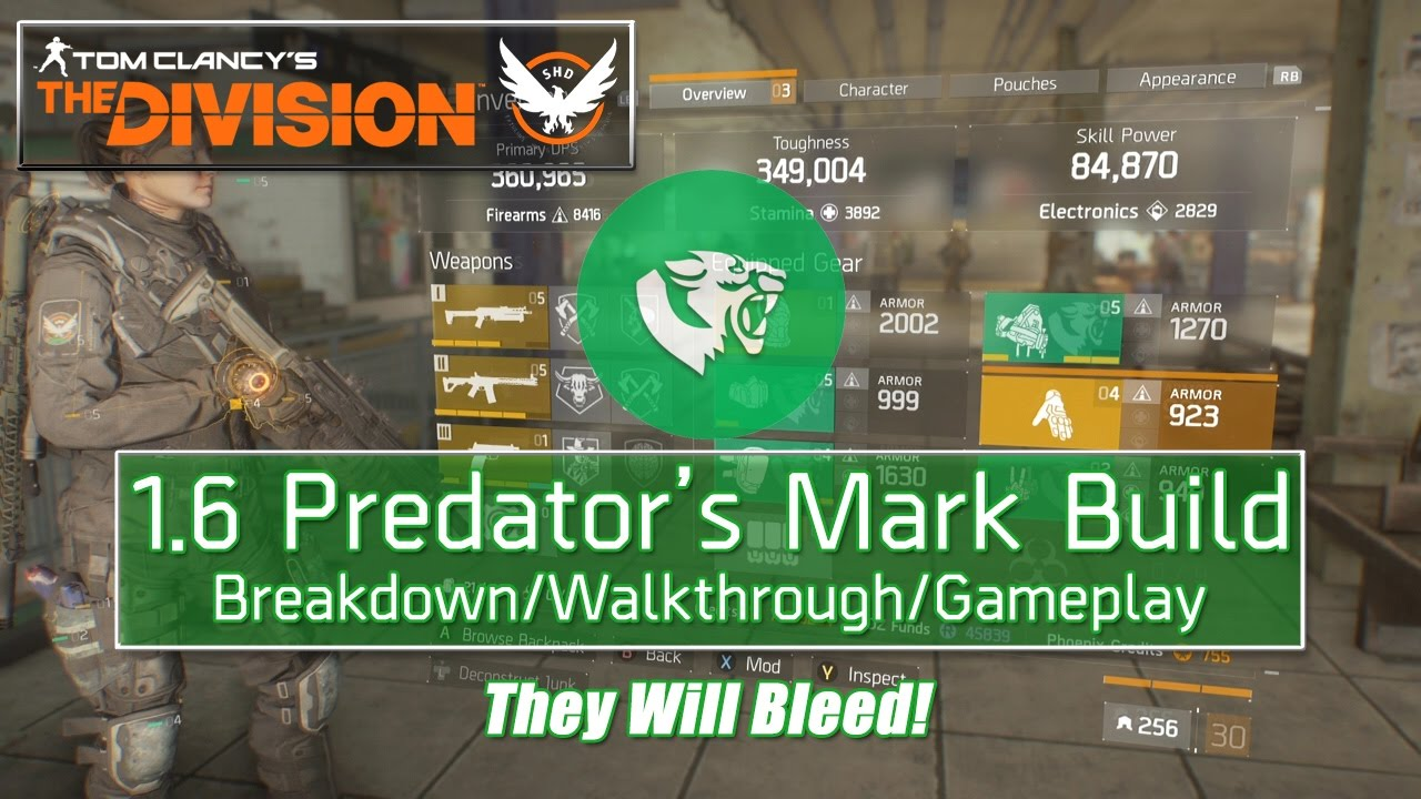 Best Preditors Mark Build