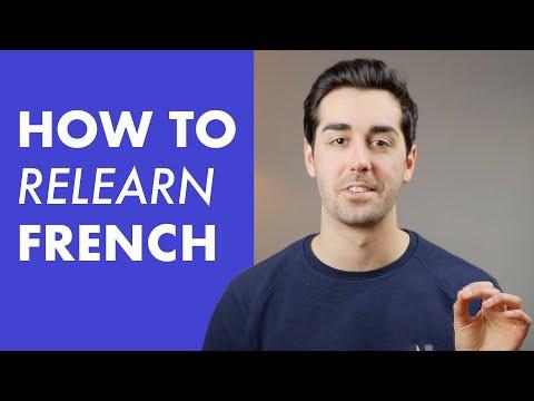 Comment rafraîchir son français