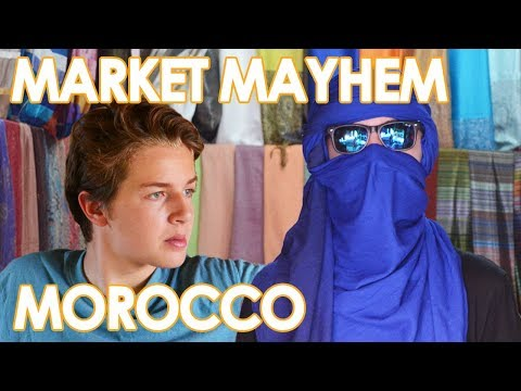 Top Marrakech Morocco things to do // Teen Travels Nate and Shea !!!