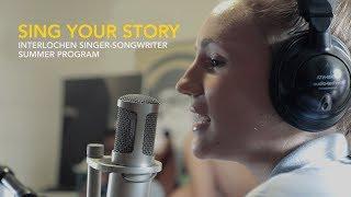 In the Interlochen Arts Camp singer-songwriter program, aspiring mu...