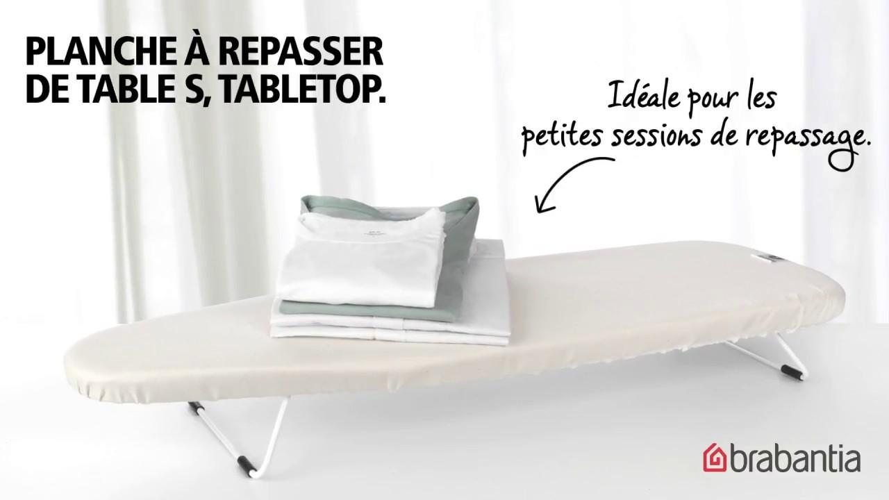Plan De Travail Pour Repasser planche à repasser de table tabletop s, 95 x 30 cm