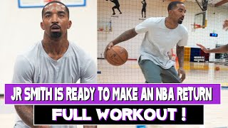 JR Smith is NBA Ready !!! | Works on Perimeter Scoring & and being efficient from 3 point range.
