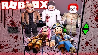 "ESCAPE VON DEN SUPER VILLAINS!! - ROBLOX ""PERICOLOSO"""