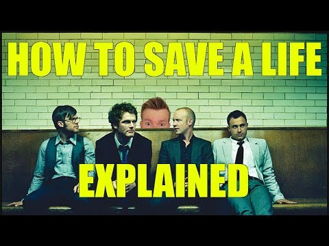 How to Save a Life  The Fray  Lyrics Meaning Explanation