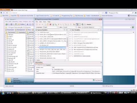 Editing the PATH Environment Variable on Windows