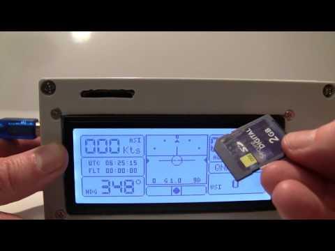 Arduino EFIS. Part 1