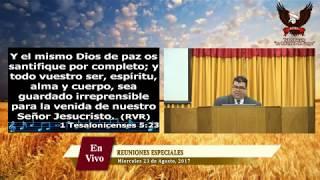 Reuniones Especiales - Visita Hno. Juan Javier Garcia - Mexico