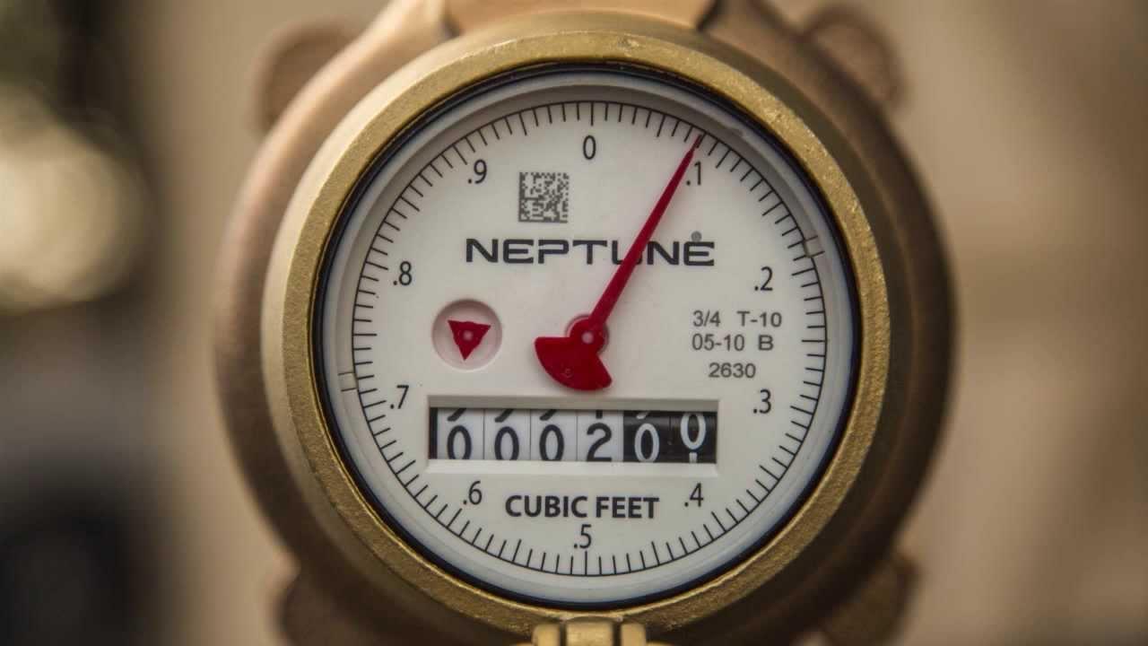 Meter Reading | Monte Vista Water District, CA
